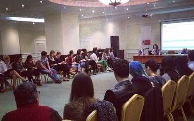 """Bili smo na Seminaru izgradnje partnerstava """"Osnaživanje žena IV"""" u Istanbulu"""