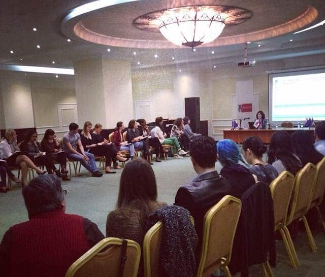 """We were at the """"Empowering Women IV"""" Partnership Building Seminar in Istanbul"""