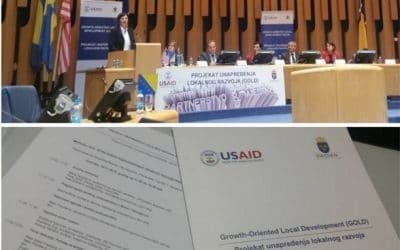 Učešće u dijalogu o Strategiji ženskog poduzetništva u BiH