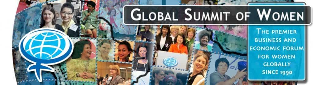 International partner of the 2016 Global Summit of Women