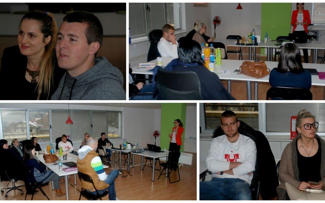 "Workshop ""Marketing for Small Businesses"" in Srebrenica"