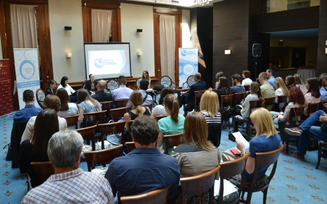 """Conference """"Young Entrepreneurs: Moving Energy in the World, Untapped Potential in Bosnia and Herzegovina"""""""