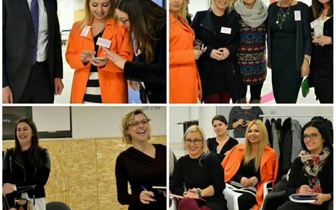 Marking the Global Entrepreneurship Week in Sarajevo