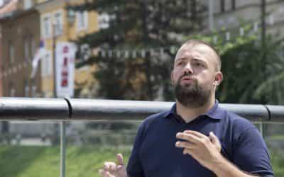 Ognjen Ranisavić, Ekspres portal, Banja Luka