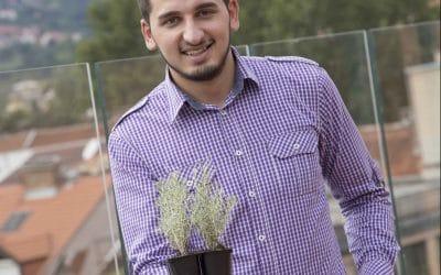 Zvonimir Jukić, uzgajivač smilja, Posušje