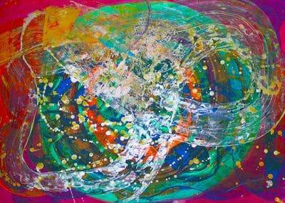 Colorscape slike by Alisa Teletović