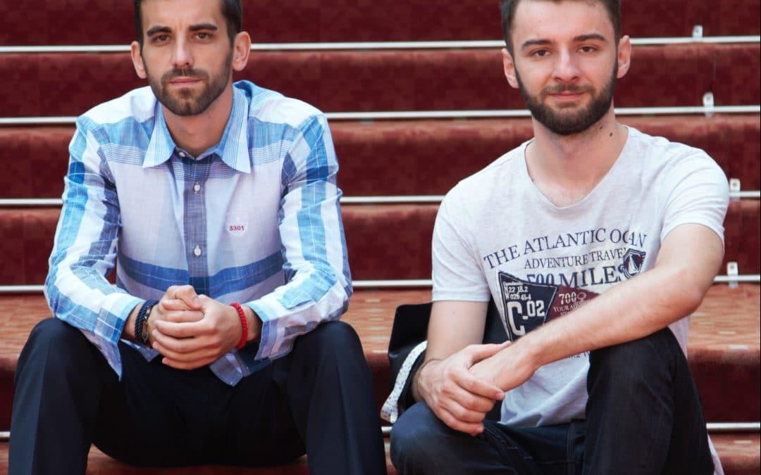 Gradimir Stanković i Aleksandar Čičić, DigiVox, Banja Luka