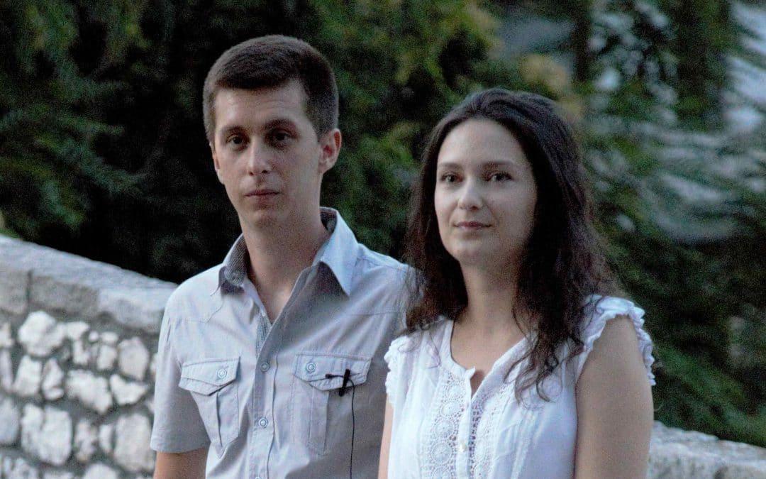 Dajana Pujić and Enis Bečić, IDEKA, Mostar