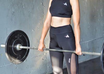 Athos ženska sportska kombinacija