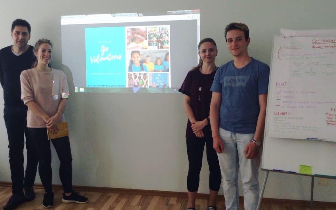 Završena prva faza projekta 'E-Skills for Impact' u Moldaviji