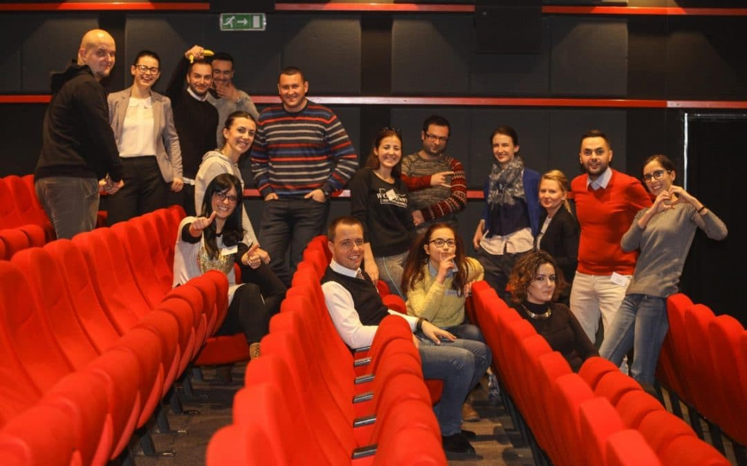 Operation Cinema and Foundation 787 educate young activists from 10 cities of BiH