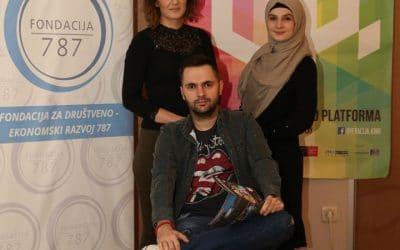 Predstavljamo Mariju, Sumejju i Dragana – učesnice i učesnika OK 787 Radionica