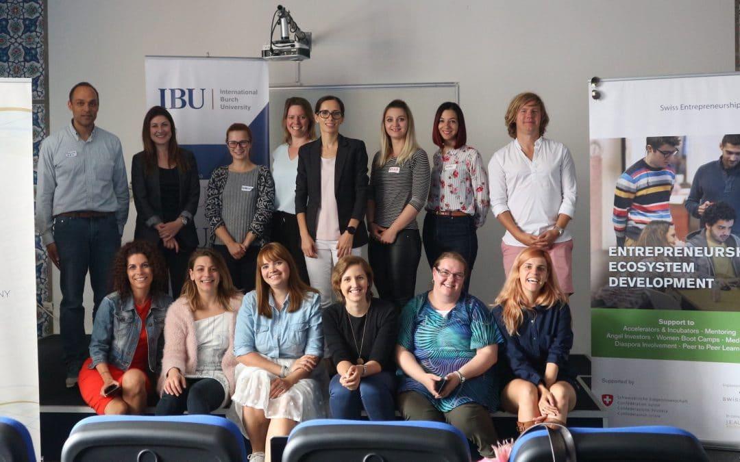 Učestvovali smo u realizaciji prvog Woman Entrepreneurs Bootcamp-a