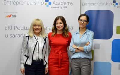 """Održana press konferencija povodom otvaranja prijava za """"EKI poduzetničku akademiju u saradnji sa EFSE fondom"""""""