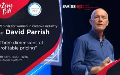"Webinar with David Parrish: ""Three Dimensions of Profitable Pricing"""