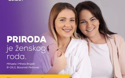 Mihaela i Mirela Brajdić – PRIRODA je ženskog roda