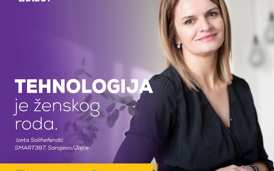 Izeta Salihefendić – TEHNOLOGIJA je ženskog roda