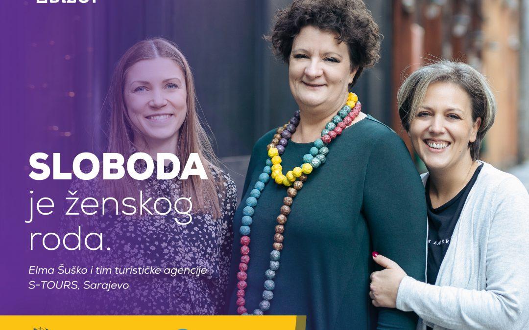Elma Šuško – SLOBODA je ženskog roda