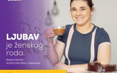 Radomirka Alić – LJUBAV je ženskog roda